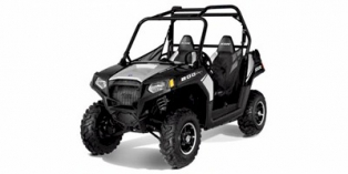 2012 Polaris Ranger® RZR® 800 Black / Liquid Silver LE