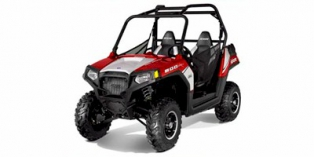 2012 Polaris Ranger® RZR® 800 EPS Sunset Red LE