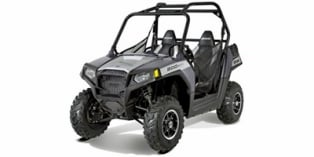 2012 Polaris Ranger® RZR® 800 Magnetic Metallic LE