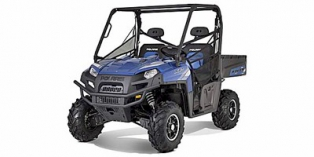 2012 Polaris Ranger® XP® 800 Boardwalk Blue LE