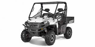 2012 Polaris Ranger® XP® 800 Pearl White LE