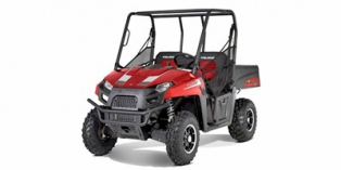 2012 Polaris Ranger® 500 EFI Sunset Red LE