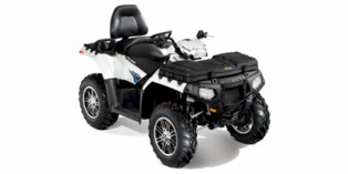 2012 Polaris Sportsman® Touring 850 HO EPS Pearl White LE