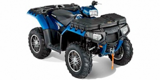 2012 Polaris Sportsman® XP® 850 HO EPS Blue Fire LE