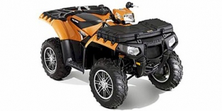 2012 Polaris Sportsman® XP® 850 HO EPS Orange Madness LE
