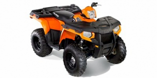 2012 Polaris Sportsman® 500 HO Orange Madness LE