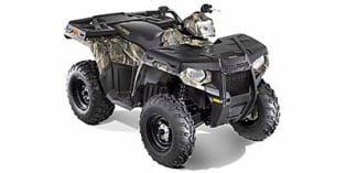 2012 Polaris Sportsman® 500 HO Polaris Pursuit LE