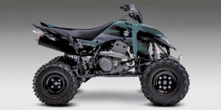 2012 Suzuki QuadSport® Z400 Limited Edition