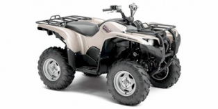 2012 Yamaha Grizzly 700 FI Auto 4x4 EPS Special Edition