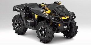 2013 Can-Am Outlander™ 1000 X mr