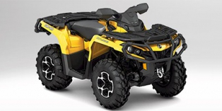 2013 Can-Am Outlander™ 500 XT