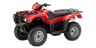 2013 Honda FourTrax Foreman® 4x4 ES With Power Steering