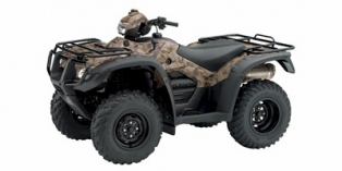 2013 Honda FourTrax Foreman® Rubicon With Power Steering