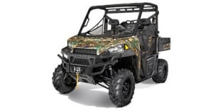2013 Polaris Ranger® XP® 900 EPS Browning LE