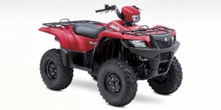 2013 Suzuki KingQuad 750 AXi Power Steering 30th Anniversary Edition