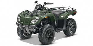 2014 Arctic Cat 400 4x4 Reviews, Prices, and Specs