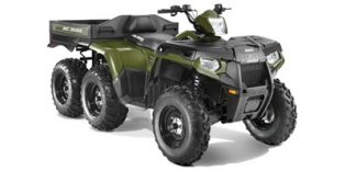 2014 Polaris Sportsman® Big Boss® 6x6 800 EFI