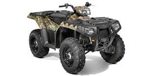 2014 Polaris Sportsman® 550 EPS Polaris Pursuit Camo
