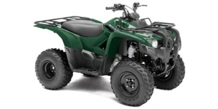 2014 Yamaha Grizzly 300 Automatic