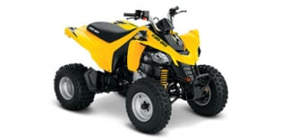 2016 Can-Am DS 250