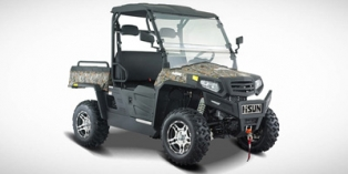 2016 Hisun Sector 550 Reviews, Prices, and Specs