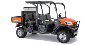 2020 Kubota RTV-X1140 Orange