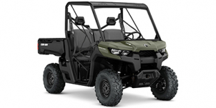 2018 Can-Am Defender HD8