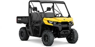 2018 Can-Am Defender DPS HD8