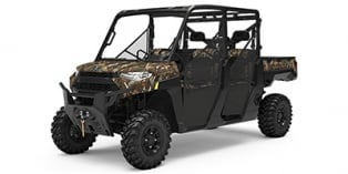 2019 Polaris Ranger Crew® XP 1000 EPS Back Country Edition