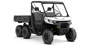 2021 Can-Am Defender 6X6 DPS HD10