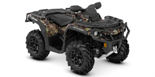 2021 Can-Am Outlander™ Mossy Oak Edition 650