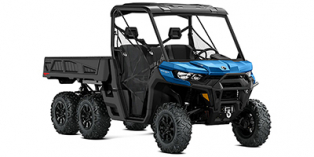 2021 Can-Am Defender 6X6 XT HD10
