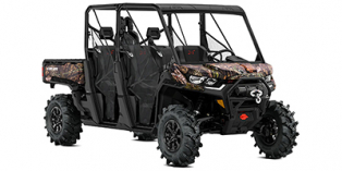 2021 Can-Am Defender MAX X mr HD10