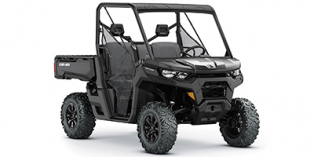 2021 Can-Am Defender DPS HD10