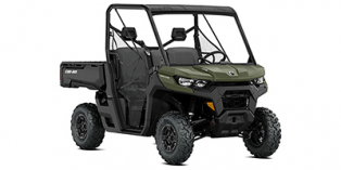 2021 Can-Am Defender DPS HD5