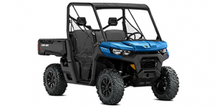 2021 Can-Am Defender DPS HD8