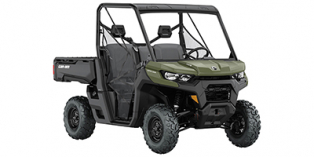 2021 Can-Am Defender HD5