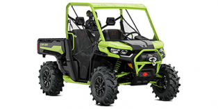 2021 Can-Am Defender X mr HD10