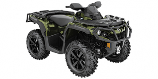 2021 Can-Am Outlander™ XT 1000R