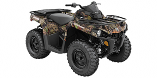 2021 Can-Am Outlander™ DPS 570