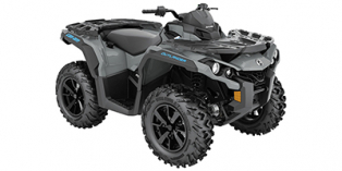 2021 Can-Am Outlander™ DPS 650