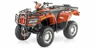 2007 Arctic Cat 700 EFI 4x4 Automatic LE