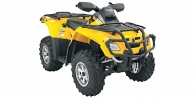 2007 Can-Am Outlander™ 800 H.O. EFI XT