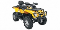 2007 Can-Am Outlander™ MAX 650 H.O. EFI XT