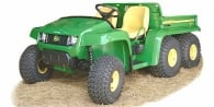2007 John Deere Gator™ Traditional TH 6x4 Diesel