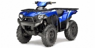 2007 Kawasaki Brute Force™ 750 4x4i (Blue)
