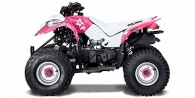 2007 Polaris Predator 90 Pink (Limited Edition)