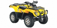 2008 Can-Am Outlander™ 650 H.O. EFI XT 4X4