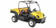 2009 Cub Cadet Volunteer™ 4x4 Yellow