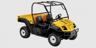 2009 Cub Cadet Volunteer™ 4x4 D Yellow